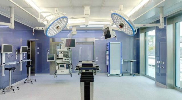 Spital Männedorf, Teilerneuerung 2. Etappe