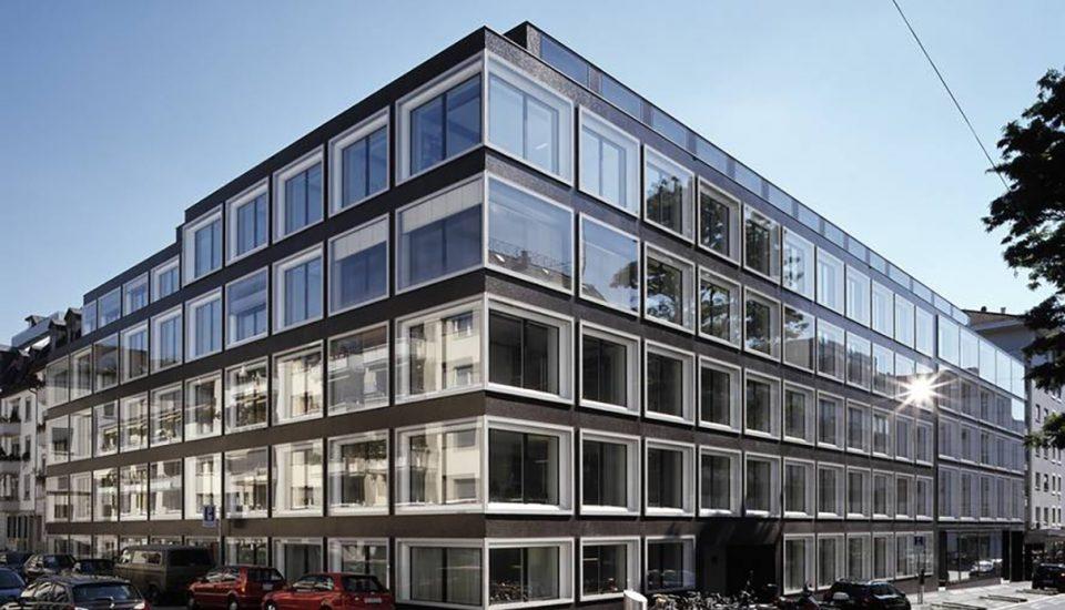 Umbau Geschäftshaus Holbeinstrasse 22/30, Zürich