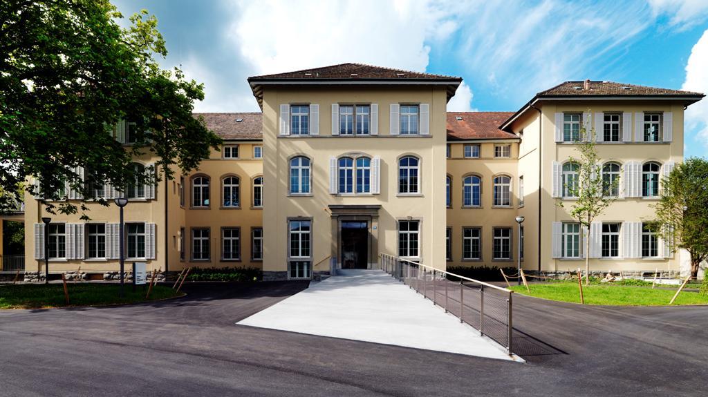 Renovation Gründungshaus, Parksaal und Zusatzprojekte