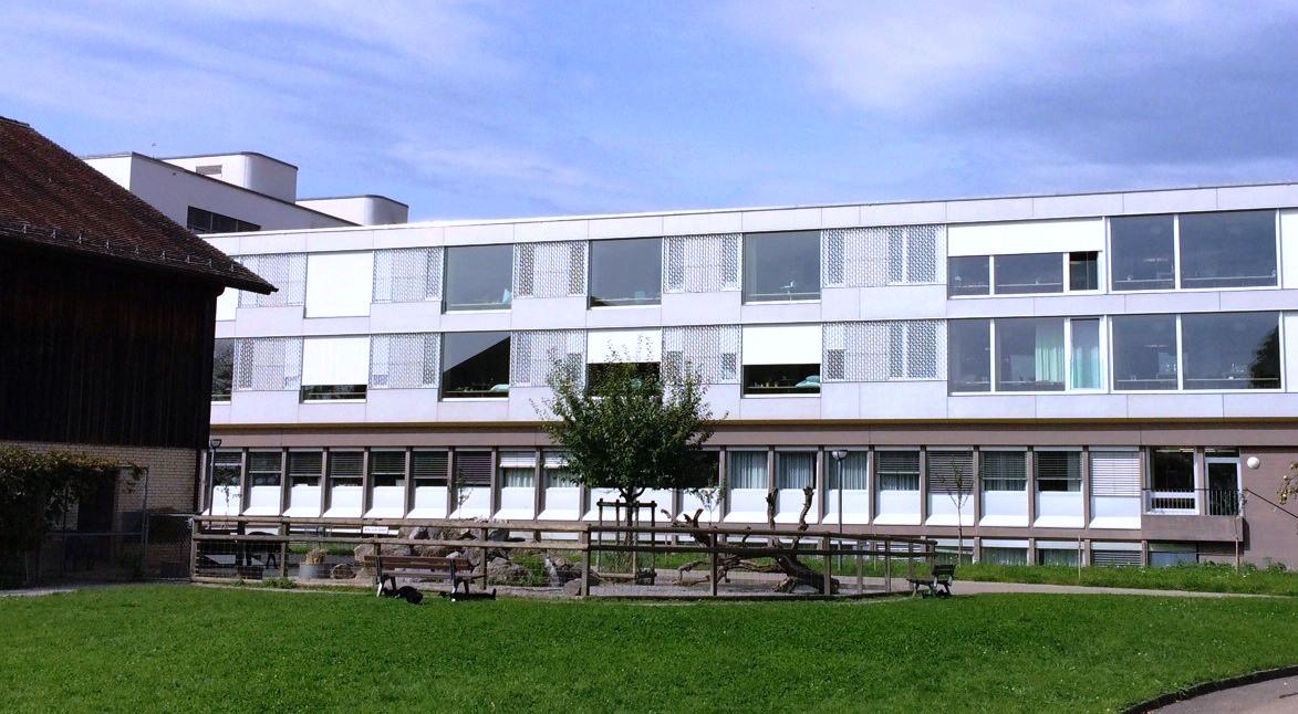 1. Etappe Klinik Lengg, Zürich