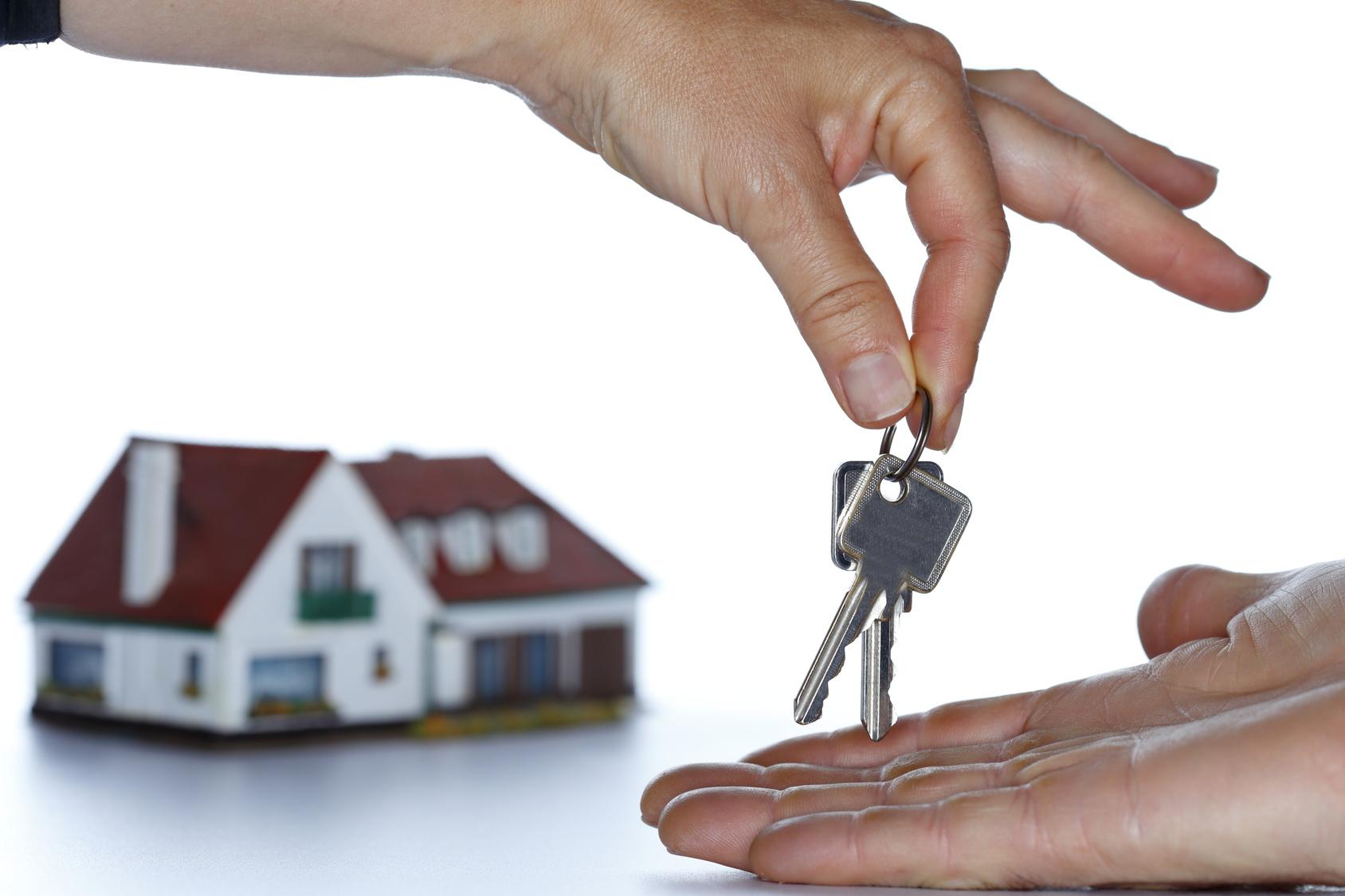 Übergabe einer Eigentumgswohnung