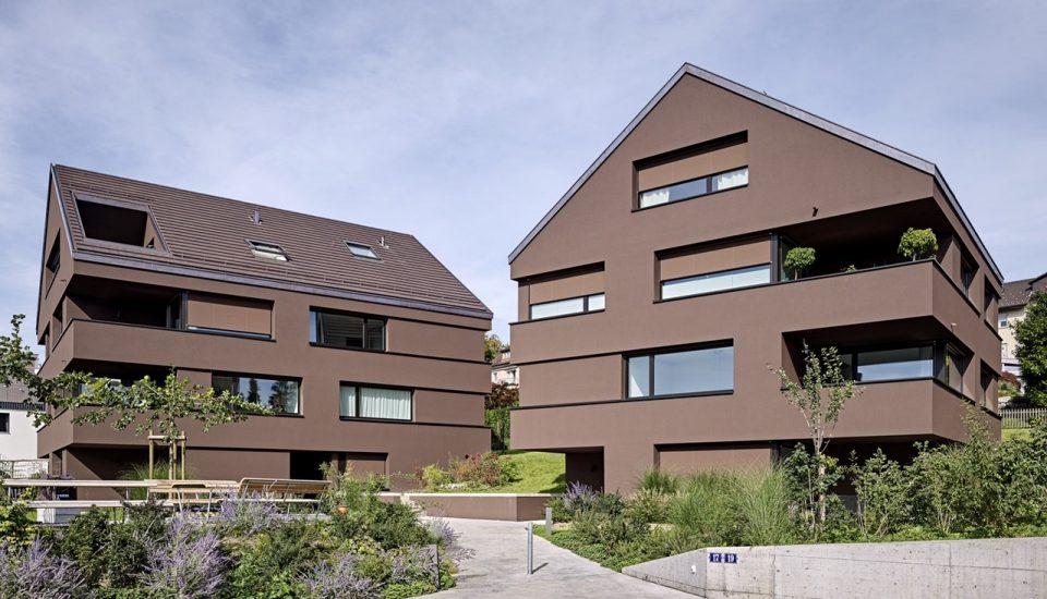 Neubauprojekt Drusbergstrasse, Erlenbach