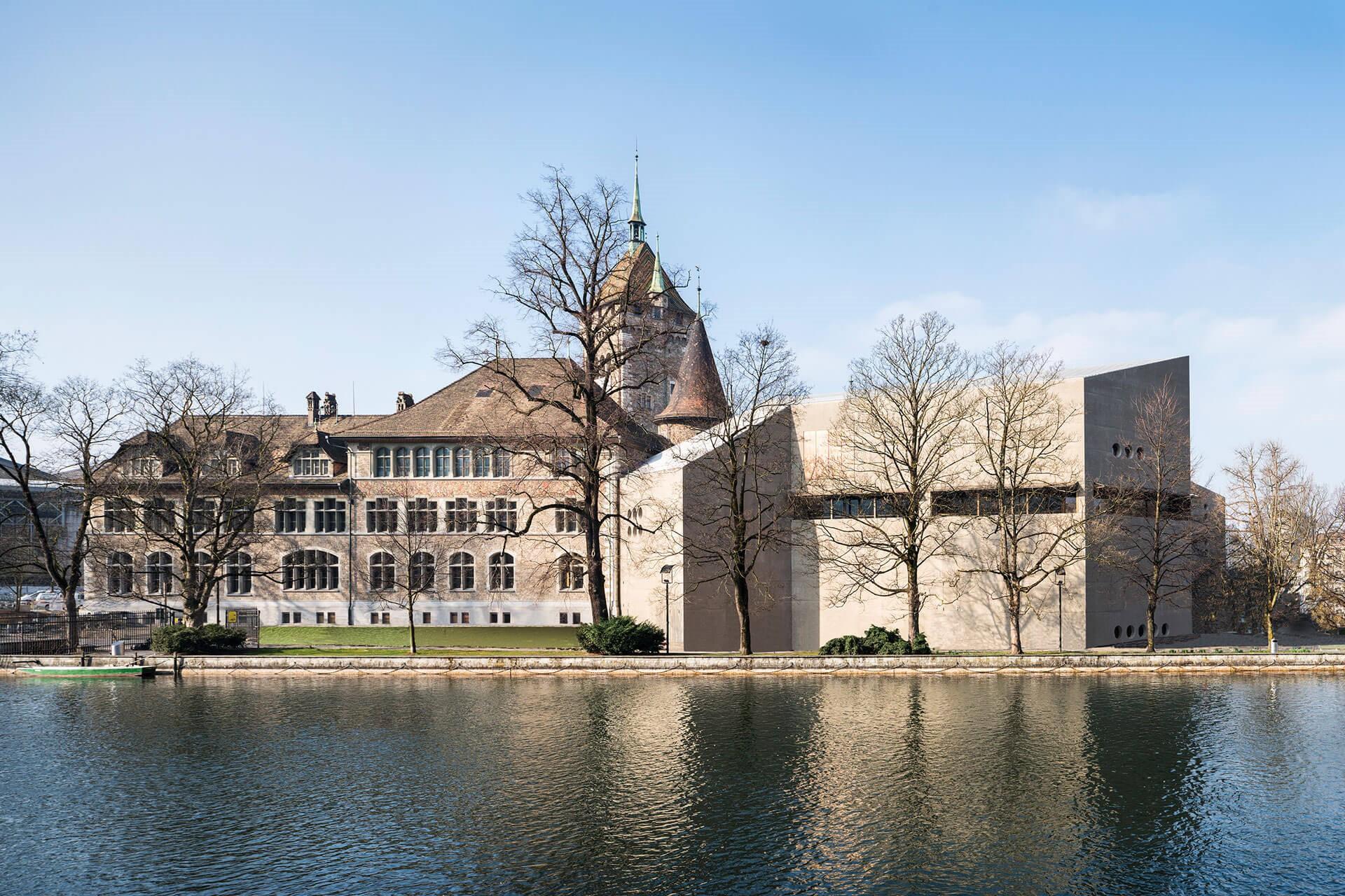 Erweiterung Schweizerisches Landesmuseum Zürich