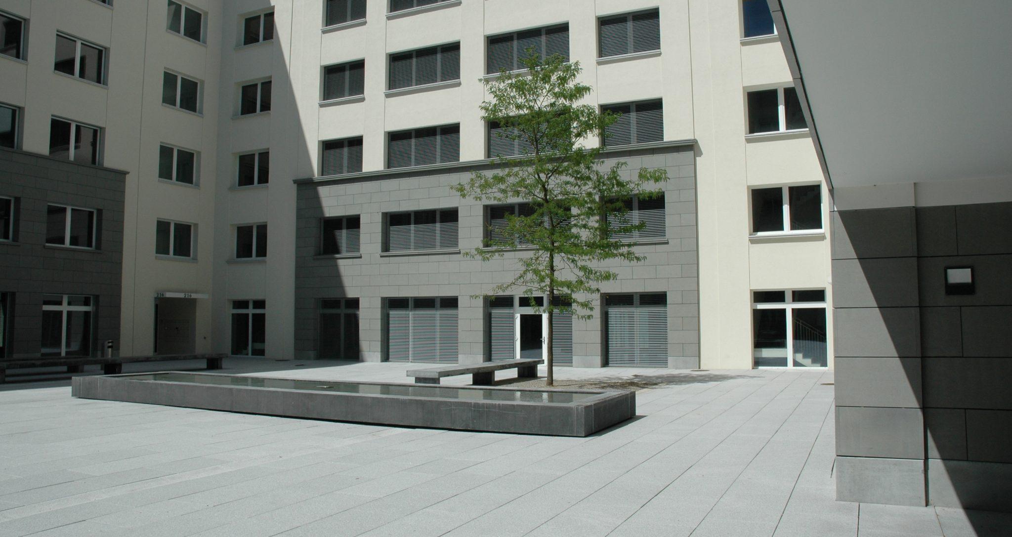 Bürohaus Müller Martini-Areal, Josefstrasse, Zürich