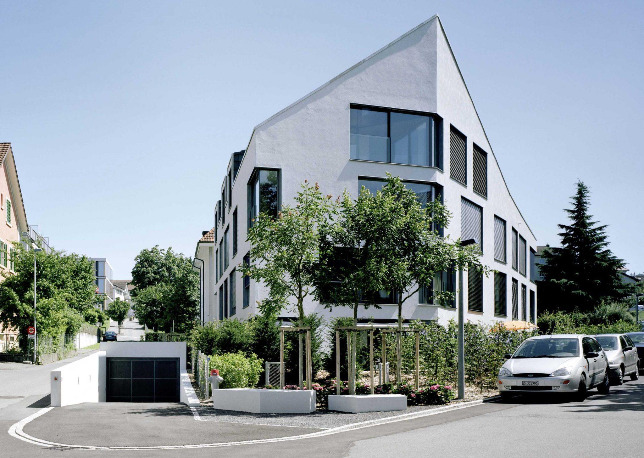 Mehrfamilienhaus Wiesenstrasse, Thalwil