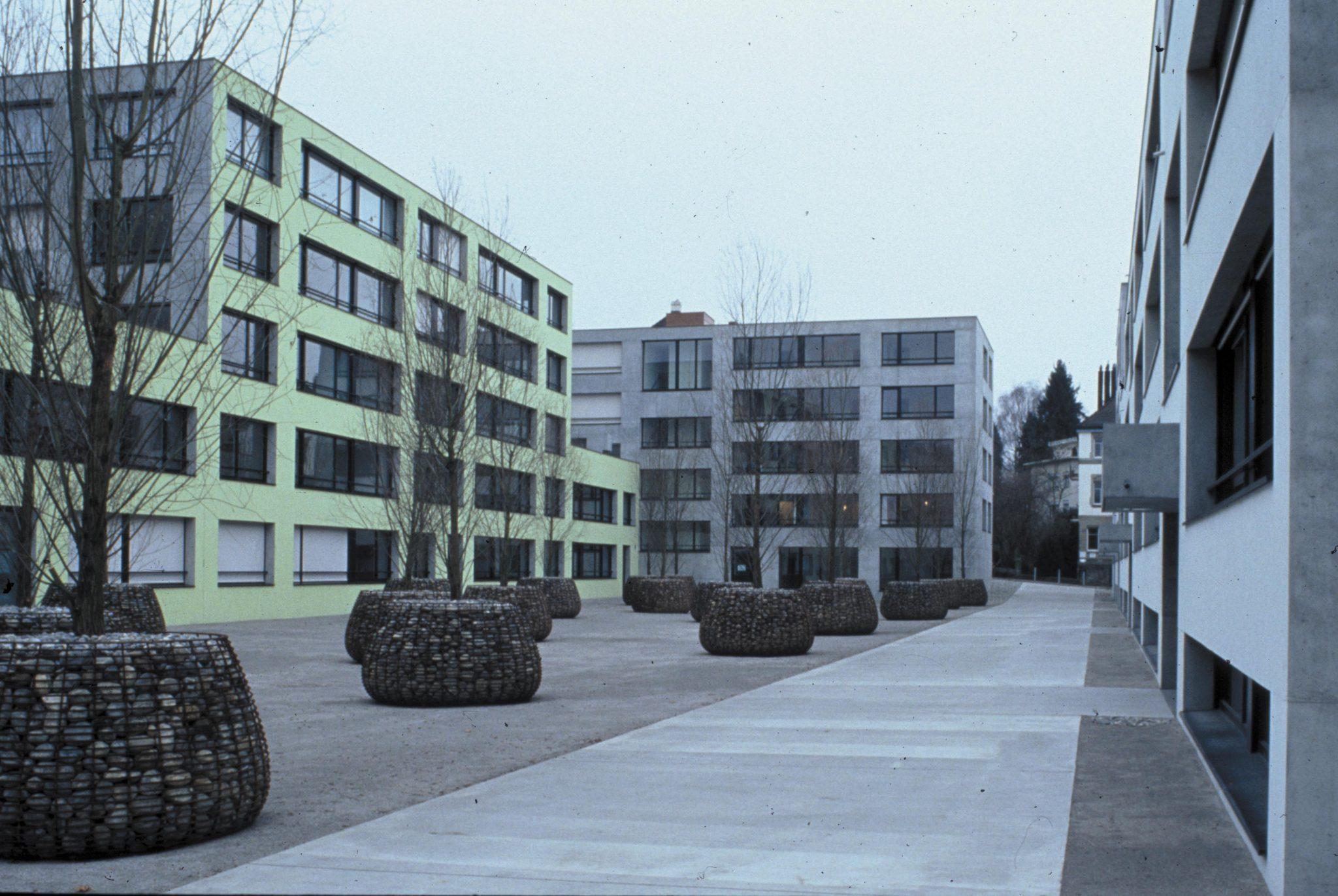 Pflegi-Areal, Carmen-/Sonnhaldenstrasse, Zürich