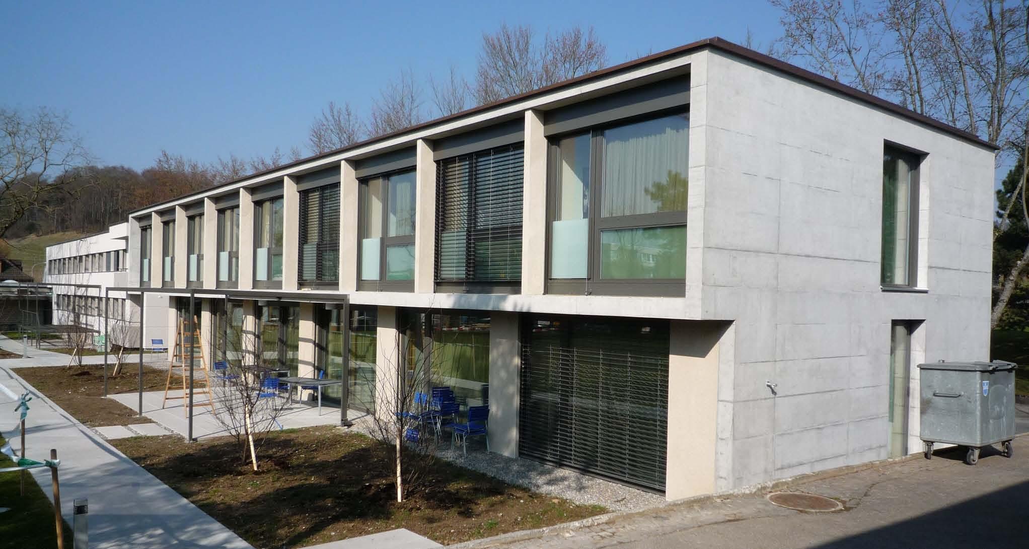 Erweiterung / Neubauten Schenkung Dapples, Zürich