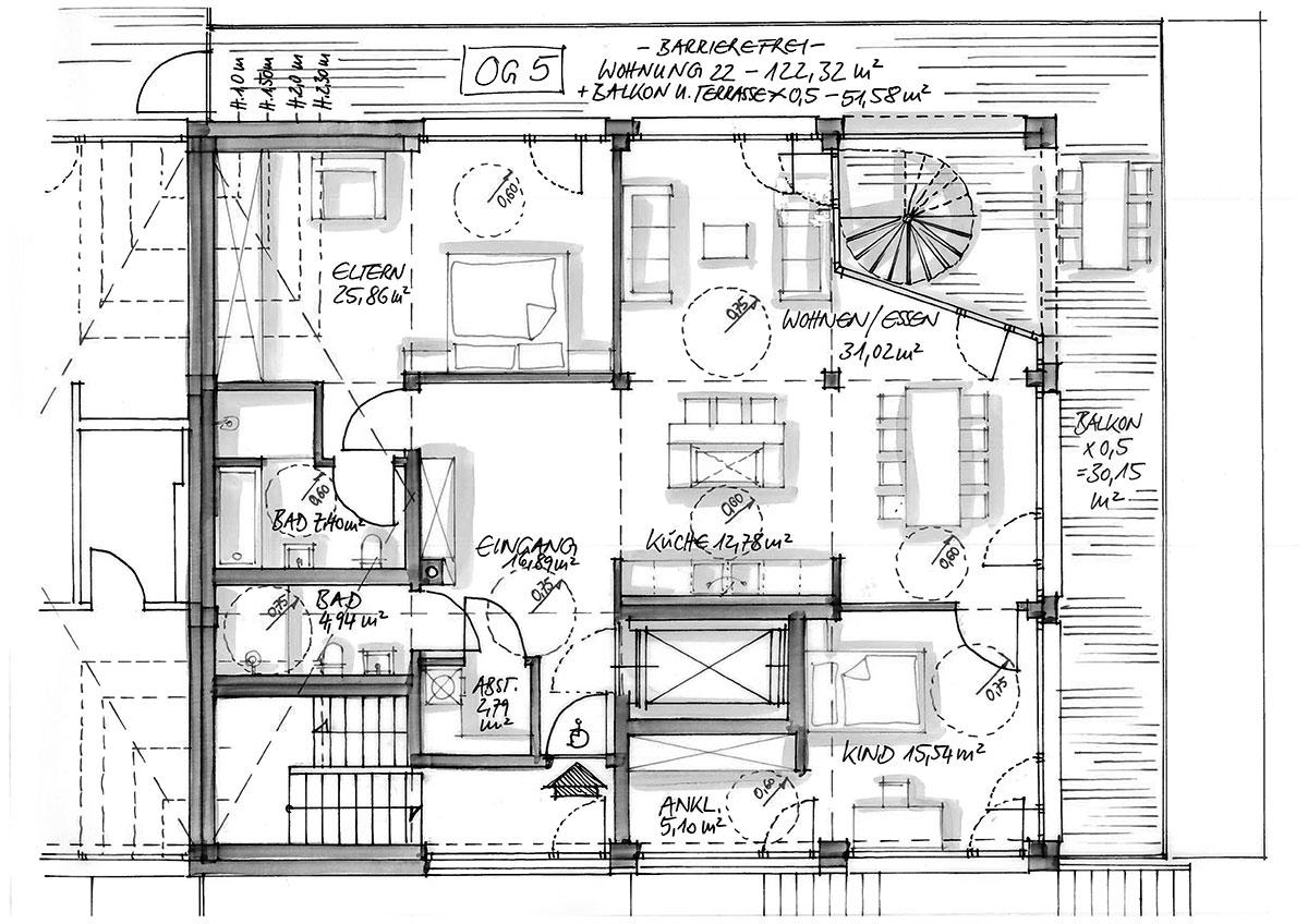 Kauf Eigentumswohnung vor Baubeginn (ab Plan) – Unsicherheiten/Absicherung/Vertragsprüfung