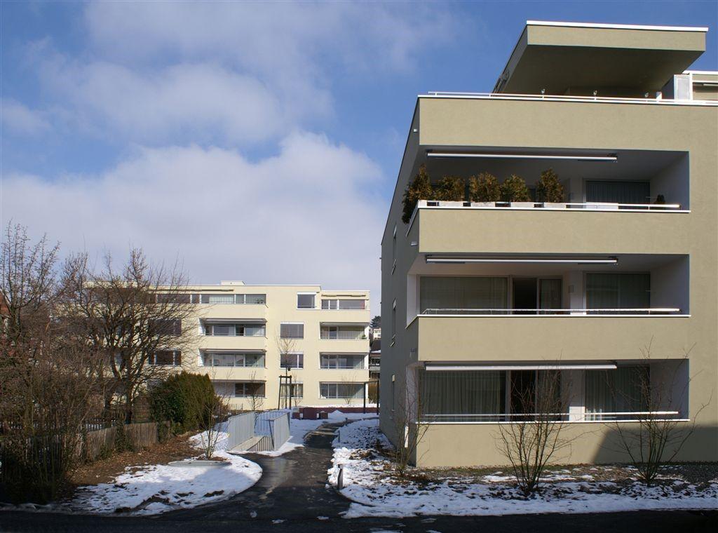 Wohnüberbauung Unterfeld, Küsnacht