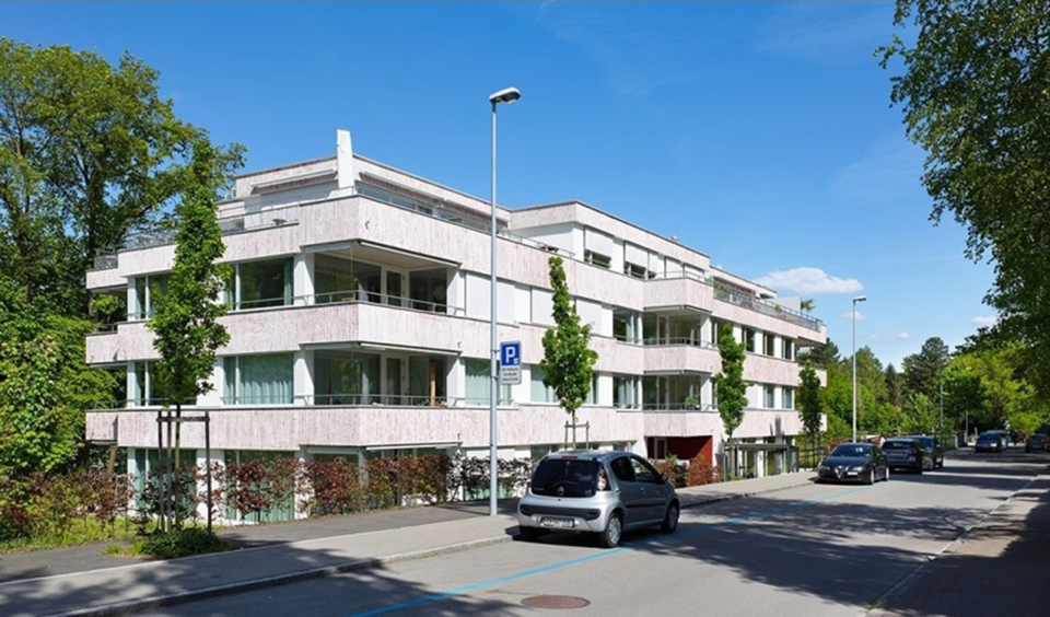 """Mehrfamilienhaus """"Eichenwäldli"""", Dietikon"""