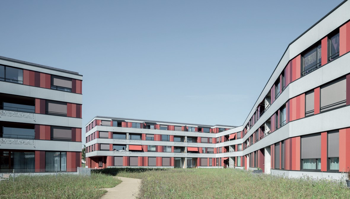 Neubau Alterssiedlung Köschenrüti, Zürich