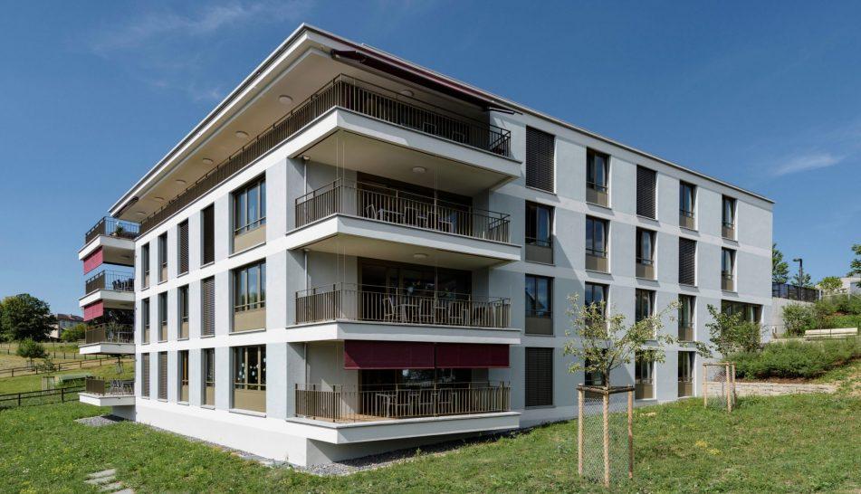 Neubau Wohnhaus Niederfelben, Zollikon
