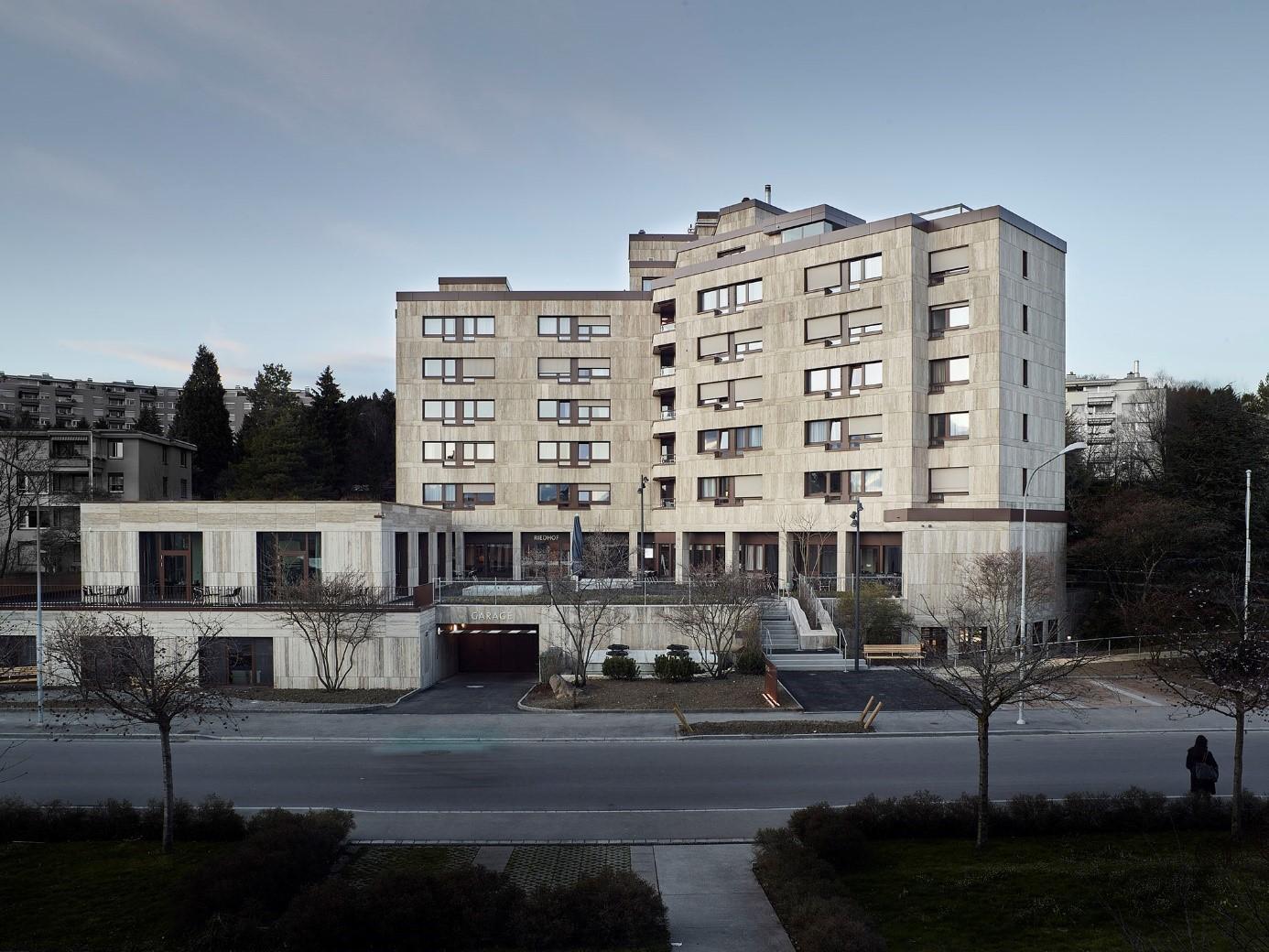 Alterswohnheim Riedhof, Zürich-Höngg