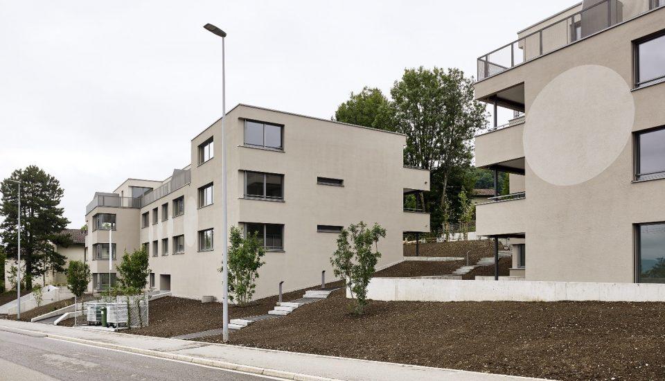 Neubau Wohnüberbauung Scheuren, Maur