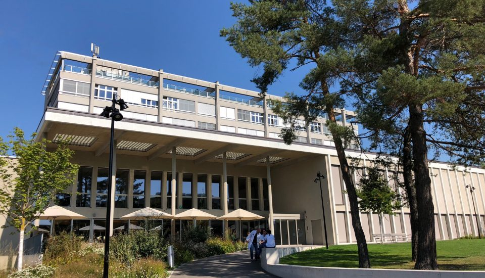 Universitätsklinik Balgrist, Bauetappe 1