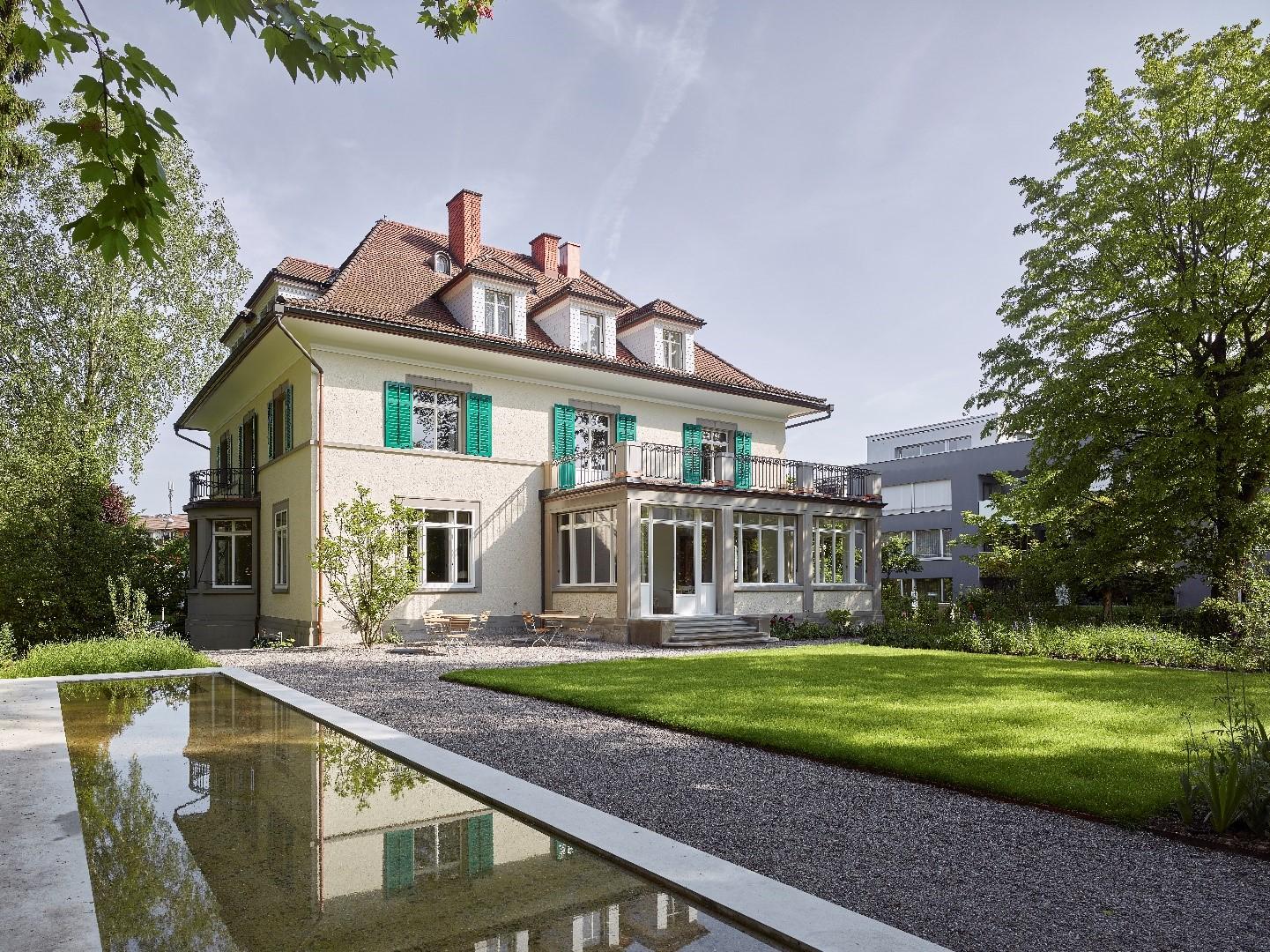 Umbau Signau House & Garden, Zürich