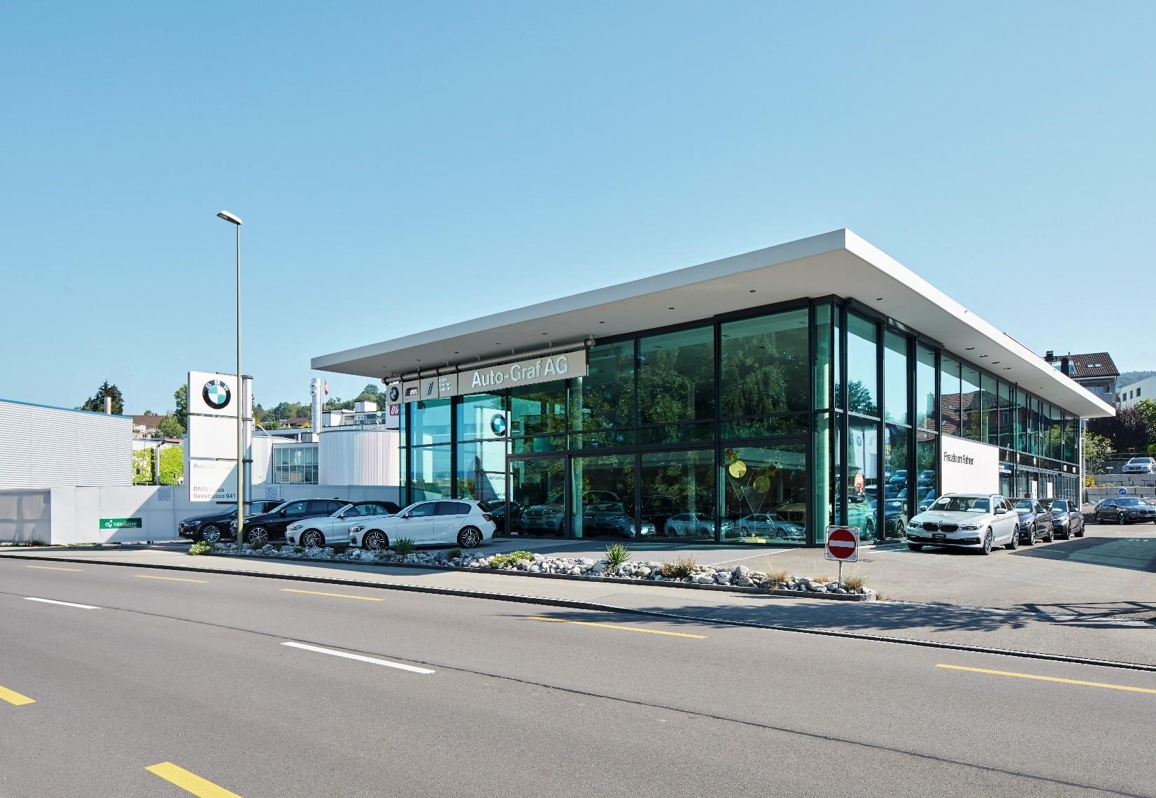 BMW-Autohaus, Obermeilen