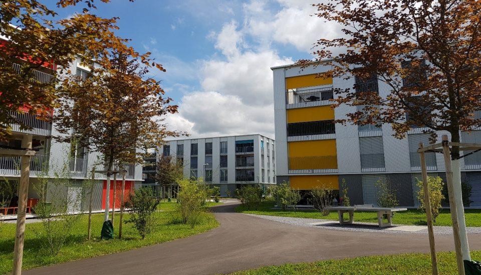 Wohnüberbauung Punkt7, Mellingen