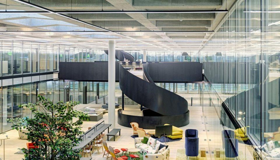Umbau Neue Börse Zürich