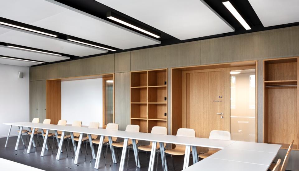 Neue Schulungsräume Bildungszentrum, Zürich