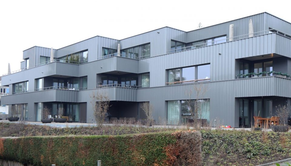 Neubau Mehrfamilienhaus Rosenweg 8/10, Zollikon