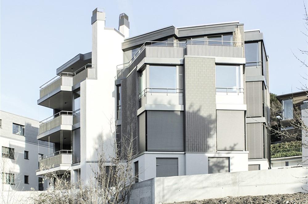Neubau Mehrfamilienhaus, Männedorf